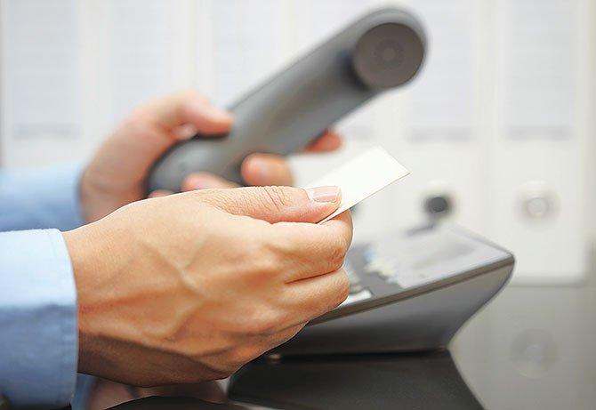 Consultas legales telefónicas