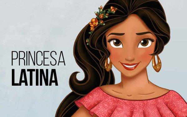 Disney presenta a Elena de Avalor, la primera princesa latina