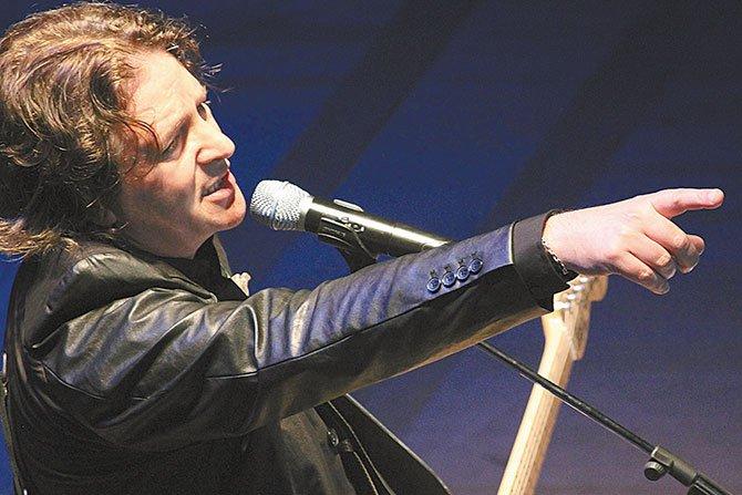 Miguel Mateos  en Club Río