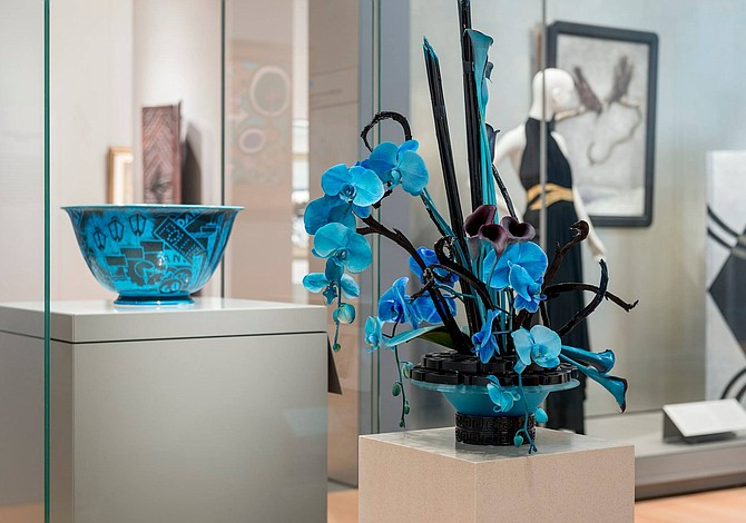 ART IN BLOOM: Festival de las flores en el Museo de Bellas Artes de Boston