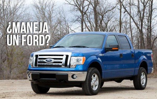 Ford realiza tres llamadas a revisión que afectan a 285,600 vehículos