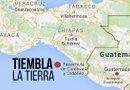 """""""Tras monitoreo en todo el estado no se reportan afectaciones hasta este momento por sismo de hace unos minutos"""", comunicó Protección Civil de Chiapas vía Twitter./Foto:Google Maps"""
