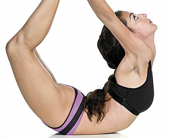 Yoga en  el MACC