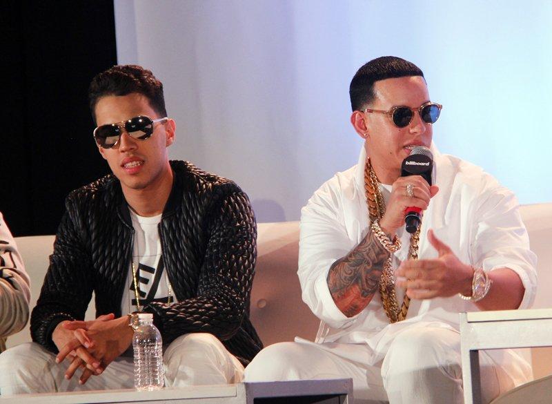 """""""El implementar lo que uno ha aprendido a través de la música latina es lo que fue mi deseo, que lo que yo se,  la gente se adapte a eso no que el mundo me adapte a mi"""". - Daddy Yankee"""