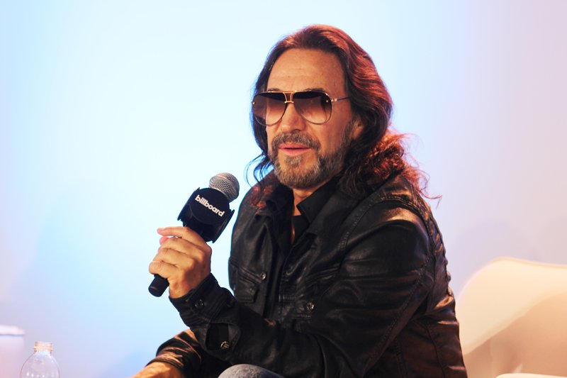 Marco Antonio Solís es hoy en día uno de los principales compositores de la música latina. Fotos por Domingo Banda
