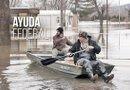 Sólo los propietarios de viviendas que tienen un seguro contra las inundaciones pueden solicitar./Foto:EFE