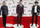 Los famosos desfilan en la alfombra roja de Premios Billboard de la Música Latina 2016