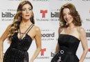 Las famosas desfilan en la alfombra roja de Premios Billboard de la Música Latina 2016