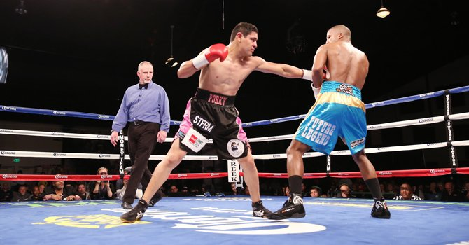 El boxeo regresa a Washington, DC