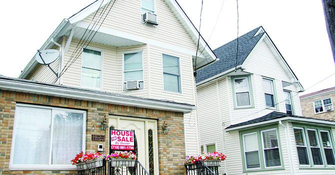 Baja la venta de casas nuevas en EE.UU.