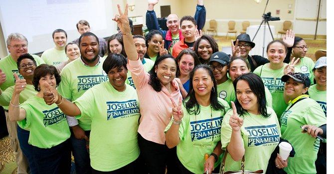 Candidatas latinas que no ganaron para el Congreso seguirán en la política de MD