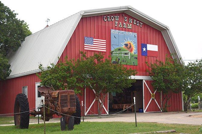 Una granja educativa
