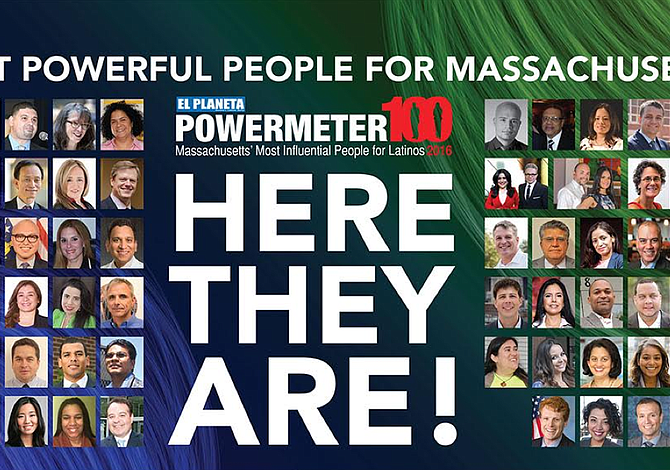 POWERMETER 2016: One Hundred Powerful People