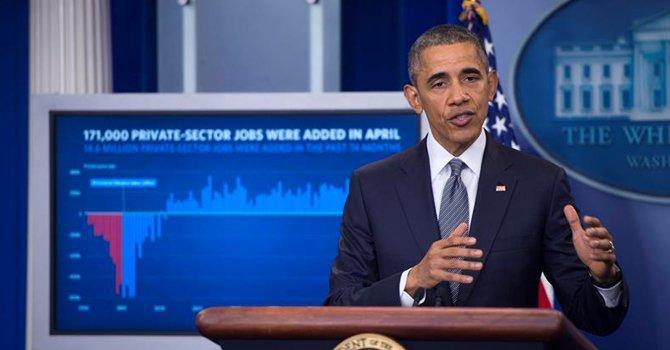 """Obama sobre Trump: Ser presidente es """"un trabajo serio y no entretenimiento"""""""