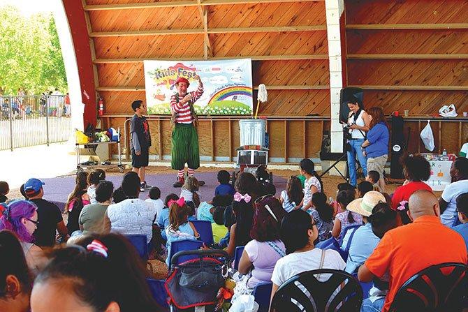 'Kids Fest' lleno de alegría