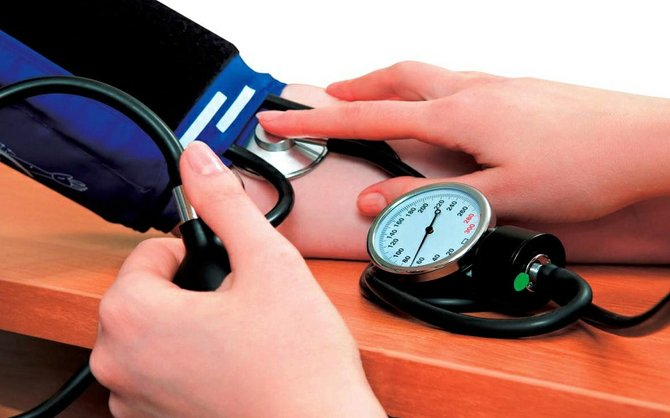 ¿Qué hacer en caso de hipertensión?