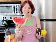 La nutricionista Gloria Spencer.