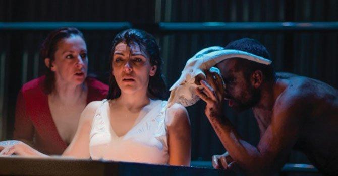 """""""Yerma"""", una obra en español del teatro GALA, arrasó en premios Helen Hayes"""