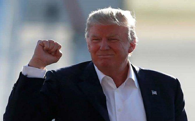 El enemigo norcoreano alaba al candidato republicano, Donald Trump