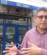 VOZ. El activista Abel Nuñez, director de la organización CARECEN fue uno de los que impulsó el cambio.