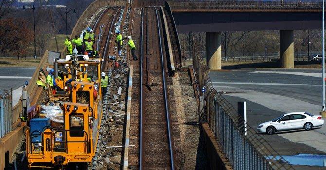 Servicio de trenes del Metro será limitado por un año