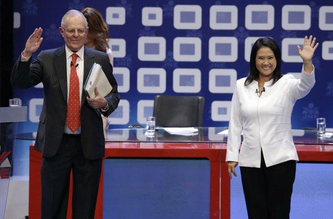 Peruanos en Washington eligirán al próximo presidente de su país