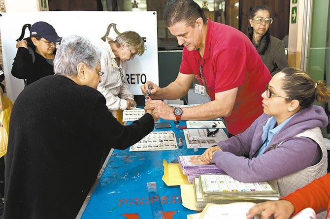 Elecciones no fueron favorables para el PRI