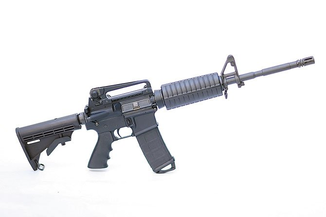 El arma 'preferida' por los asesinos masivos
