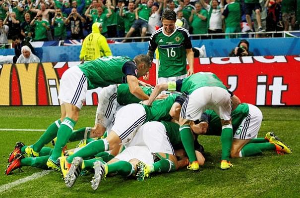 EuroCopa 2016: Irlanda del Norte consiguió triunfo histórico ante Ucrania