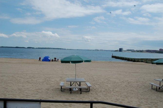 Curley Beach