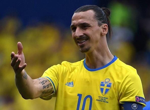 Zlatan Ibrahimovic dejará la selección de Suecia tras la Eurocopa