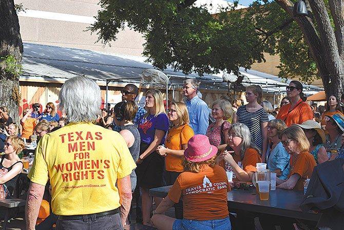 Abortar es un derecho en Texas