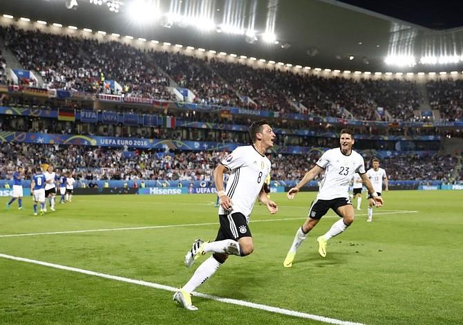 Alemania clasifica a semifinales de la Eurocopa superando a Italia por penales