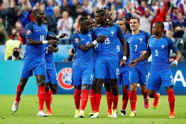 Francia, la selección más cara de la Copa del Mundo Rusia 2018