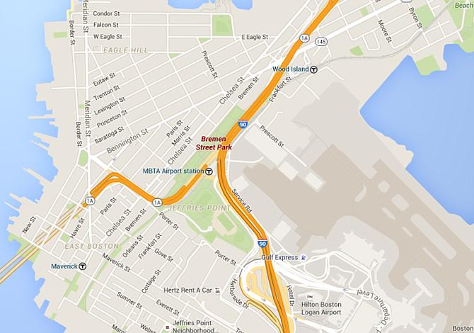 Mujer fue agredida sexualmente por tres hombres en un parque de East Boston