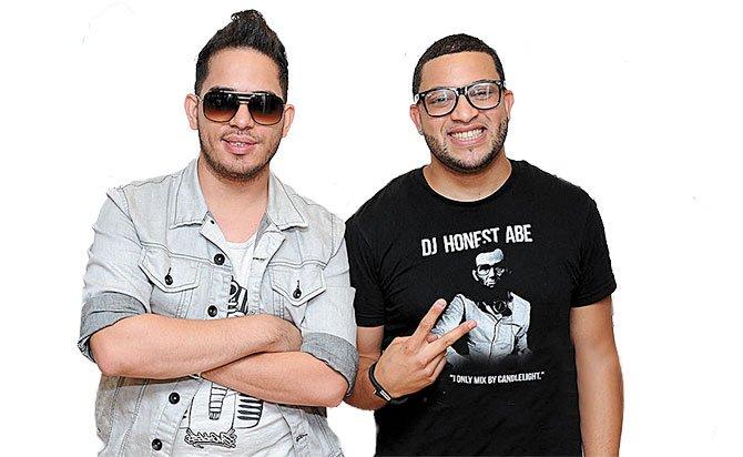 El dúo sensación del reggaeton