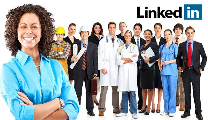 ¿Ya eres parte de Linked in?