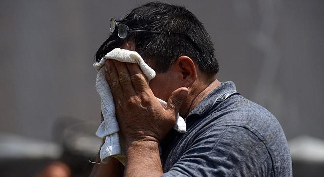 CALOR. Hay que evitar la deshidratación o peor aún, los golpes de calor.