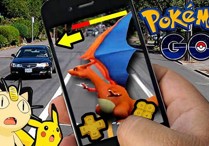 Jugador de Pokemon Go ayuda a salvar un edificio de un incendio en MA