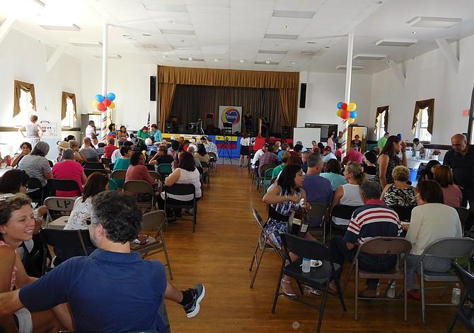Boston inicia campaña humanitaria por Venezuela