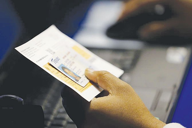 'Voter ID' tendrá  que ajustarse
