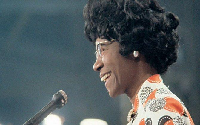 Mucho antes de Hillary Clinton hubo otra candidata presidencial demócrata y era negra