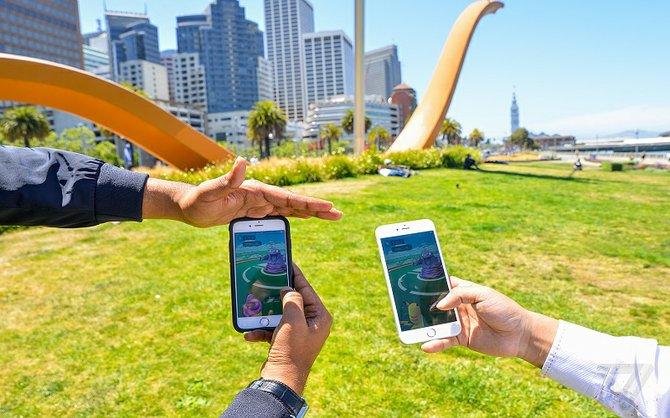 Pokémon GO está salvando la economía de esta ciudad
