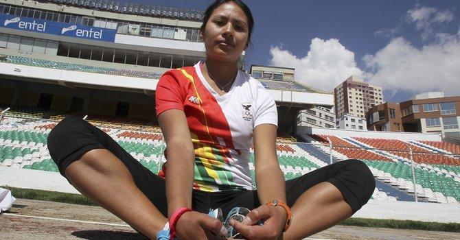 Wendy Cornejo, mañana ingeniera, hoy marchadora olímpica ¿de las 20 mejores?
