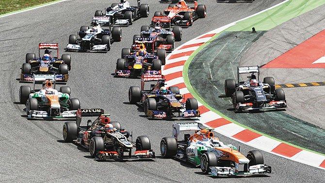 Cambios y novedades  en la Fórmula 1
