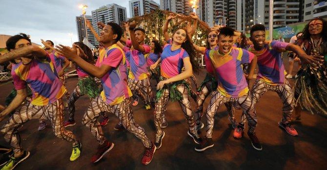 """Río promete una ceremonia """"cool"""" que llegue al corazón del mundo"""