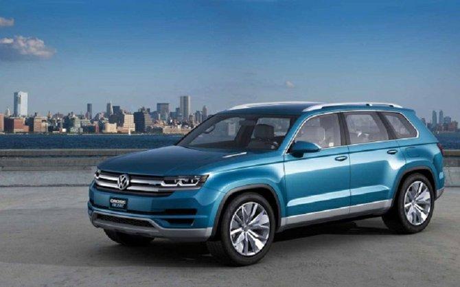 Volkswagen construirá un nuevo SUV
