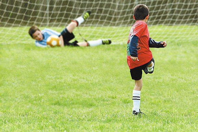 Gran torneo infantil  en la Libertadores