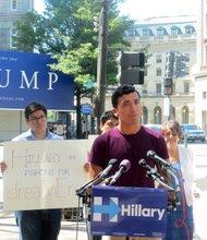 Henry López llegó a Estados Unidos desde Guatemala cuando tenía 4 años.