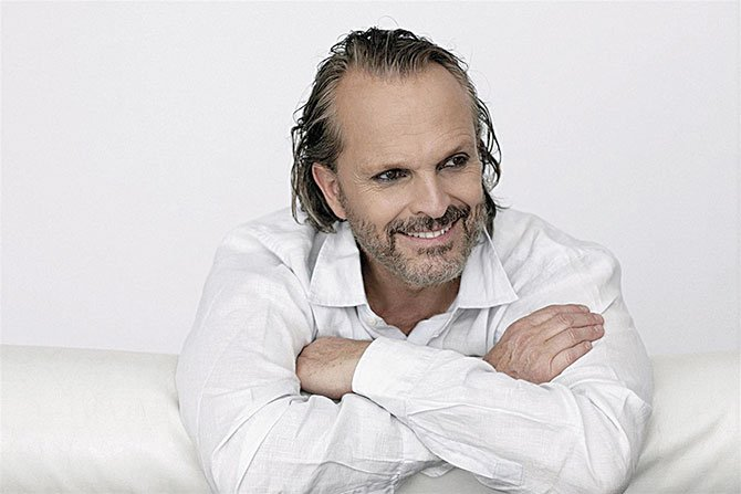 Bosé prepara disco unplugged